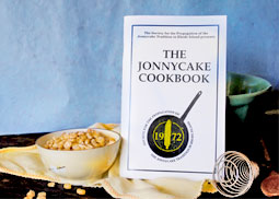 Johnny Cake Cook Book